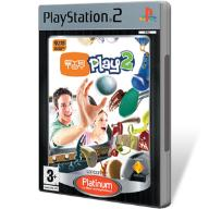 EYE TOY :PLAY 2+KAMERA  KOMPLET