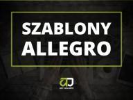 Szablony Allegro eBay, indywidualny szablon aukcji