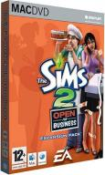 The Sims 2 Open for Business Expansion Pack (Mac/D