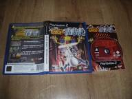 GRA GRY GIER PS2 INSPECTOR GADGET MAD ROBOTS INVAS
