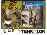 BROTHERS A TALE OF TWO SONS HD + DLC DODATKI PS4