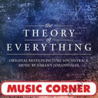 OST - THEORY OF EVERYTHING (JOHANNSSON) /CD/ #