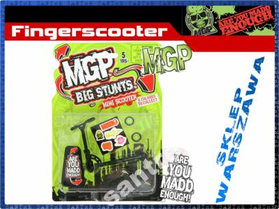 Mgp Mini Hulajnoga Fingerscooter Black Wawa Wys24h 4865554308 Oficjalne Archiwum Allegro