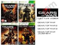 Zestaw Gier Gears Of War 2 3 Judgment GrajLandia