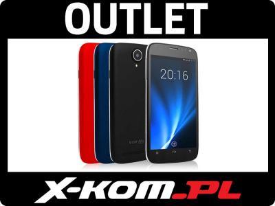 OUTLET OVERMAX Vertis Expi 1.2 Quad Dual SIM IPS