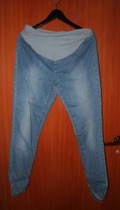 Jeansy ciążowe HM MAMA rozm. L