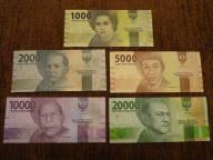 ZESTAW NR 46 INDONEZJA UNC