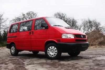 Volkswagen T4 Multivan Klima Oplacona Z Niemiec 6747457070 Oficjalne Archiwum Allegro