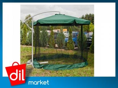 Duzy Parasol Ogrodowy 3m Z Moskitiera Od 1 Zl 6325306053 Oficjalne Archiwum Allegro