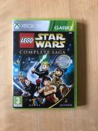 Gra Star Wars Complete Saga Xbox360