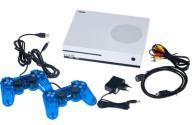 GRA TV HDMI KONSOLA 600 GIER NES GBA SMD 2 PADY XG