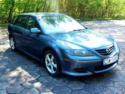 Mazda 6 Kombi 3 0 V6 Lpg Zobacz 6682990635 Oficjalne Archiwum Allegro