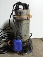 Pompa Euro - Tech do wody brudnej, szamba, wody