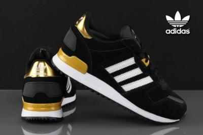 buty adidas zx flux s78977 złote allegro