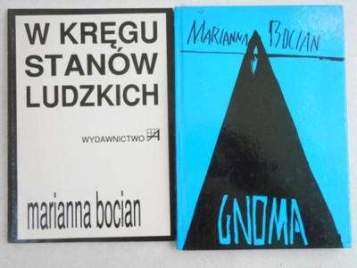 Bocian Marianna - W kręgu stanów ludzkich / Gnoma