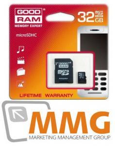 KARTA PAMIĘCI GOOD RAM - 32GB MICRO SDHC ŚLĄSK