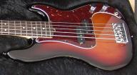 Fender Precision Bass V  - USA,  jak nowy