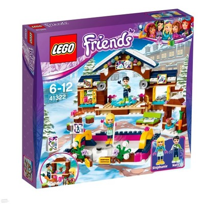 Mega Zestaw Klocki Lego Friends Gratis 6925004157 Oficjalne