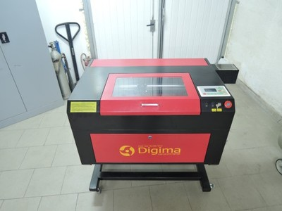 Ploter Laserowy Digima RS M500 50W