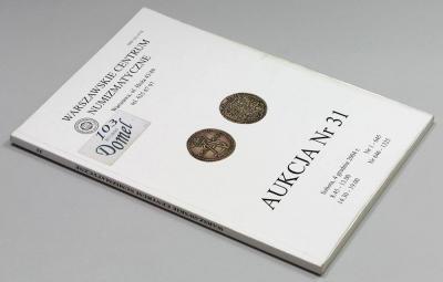 4095. WCN Katalog Aukcji Nr 31