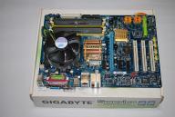 GIGABYTE GA-P35-S3L / E6550 2,33 MHz / 4GB DDR2