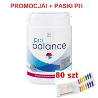 ProBalance PH 360 tabletek Minerały + Paski PH
