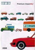 BUB Premium ClassiXXs katalog 2008 samochody