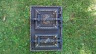 Drzwiczki piecowe do pieca po renowacji 30x41,5 cm