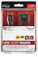 SPEEDLINK PS3 HDMI to DVI High End Cable