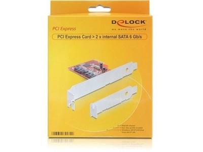 KARTA PCI EXPRESS->SATA INTERNAL X2 6GB/S RAID