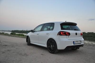 Volkswagen Golf Vi R 4x4 Dsg Warszawa 6862751691 Oficjalne Archiwum Allegro