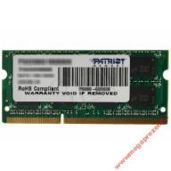 PATRIOT DDR3 4 GB 1333MHZ SIGNATURE SODIMM CL9 |!