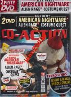 8-2014 CD ACTION 2 X DVD.MIGHT & MAGIC