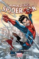 Szczęście Parkera Amazing Spider-man Tom 1 24h