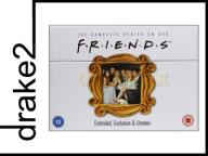 FRIENDS - SEZON 1-10 COMPLETE COLLECTION [40DVD]