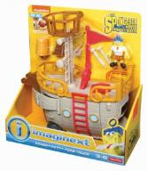 Fisher price Imaginext SpongeBob statek piracki
