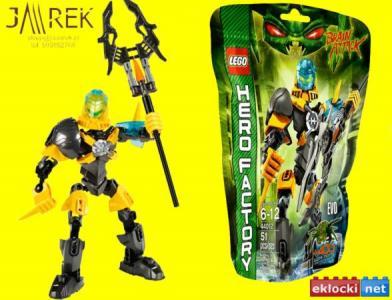 Lego Hero Factory 44012 Evo Gratis Sklep Warszawa 3446058043