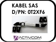 NOWY KABEL SERWER DELL POWEREDGE 0T2XF6 SAS FV23