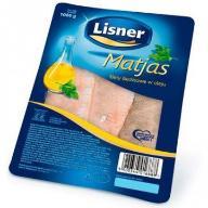 Lisner Filety Śledziowe A La Matjas 750g
