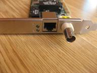 Karta Ethernet RJ45 + BNC 10 Mbps RTL8029AS