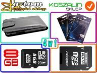 KARTA 8GB+ETUI+FOLIA do Samsung Galaxy S4 IV