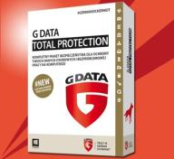 G DATA TOTAL PROTECTION  - 90 DNI - KOD W 5 MINUT