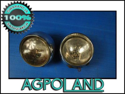 Lampa lampy przednie Skoda Octavia Super 440 445
