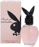 PLAYBOY PLAY IT LOVELY EDT 75ML 100%ORYGINAŁ