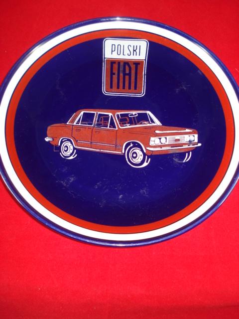 Polski fiat 125p - Pruszków