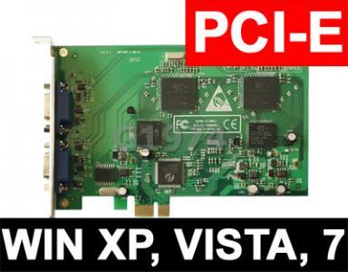 Karta DVR 16x D1 400 klatek POLSKI soft monitoring