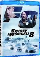 Szybcy i wściekli 8 (Blu-Ray) FOLIA LEKTOR PL