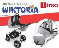 NEW TUTEK TIRSO 4w1 + KIDDY EVOLUNA iSIZE + BAZA