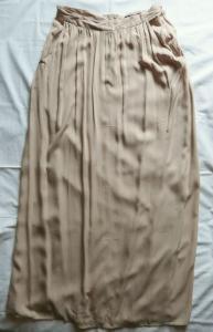 CARRY Długa Spódnica Maxi r. 38