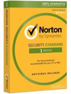 Antywirus Norton Security 3.0 STANDARD 1st. / 1rok